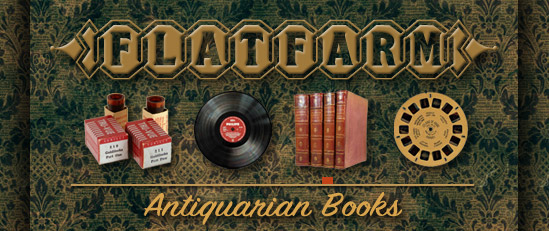 FlatFarm - Antiquarian Books